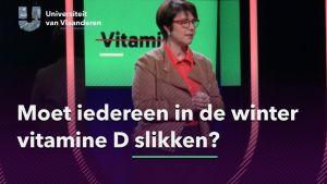 Moet iedereen in de winter vitamine D slikken?