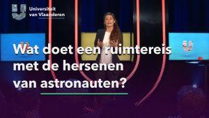 Wat doet een ruimtereis met de hersenen van astronauten?