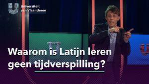 Waarom is Latijn leren geen tijdverspilling?
