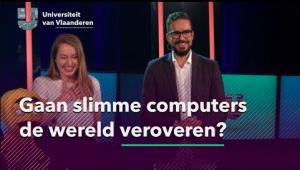 Gaan slimme computers de wereld veroveren?
