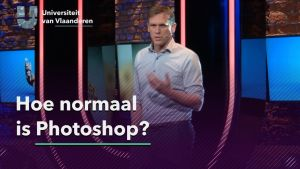 Hoe normaal is photoshop?
