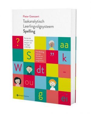 cover Taakanalytisch Leerlingvolgsysteem Spelling