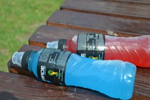 flesjes sportdrank