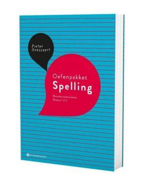 Cover Oefenpakket Spelling