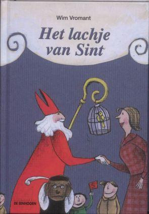 cover van boek Het lachje van Sint