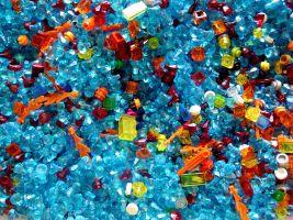 plastiek flessen