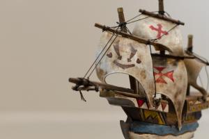 schip van Columbus