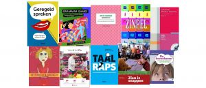 a selection of learning materials that can be used to work on grammar with speakers of other languages