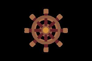 roer van schip