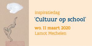 Poster Inspiration day 'Culture at School'