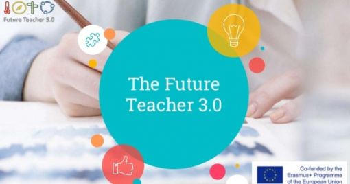Logo van The Future Teacher 3.0