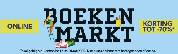 Online boekenmarkt Lannoo