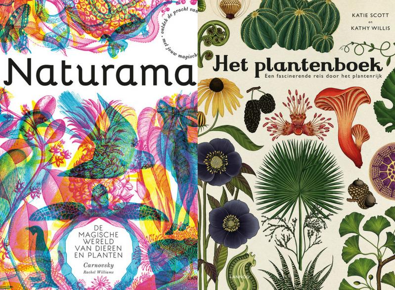 Het dierenboek - Het plantenboek