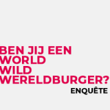 Ben jij een world wild wereldburger enquête