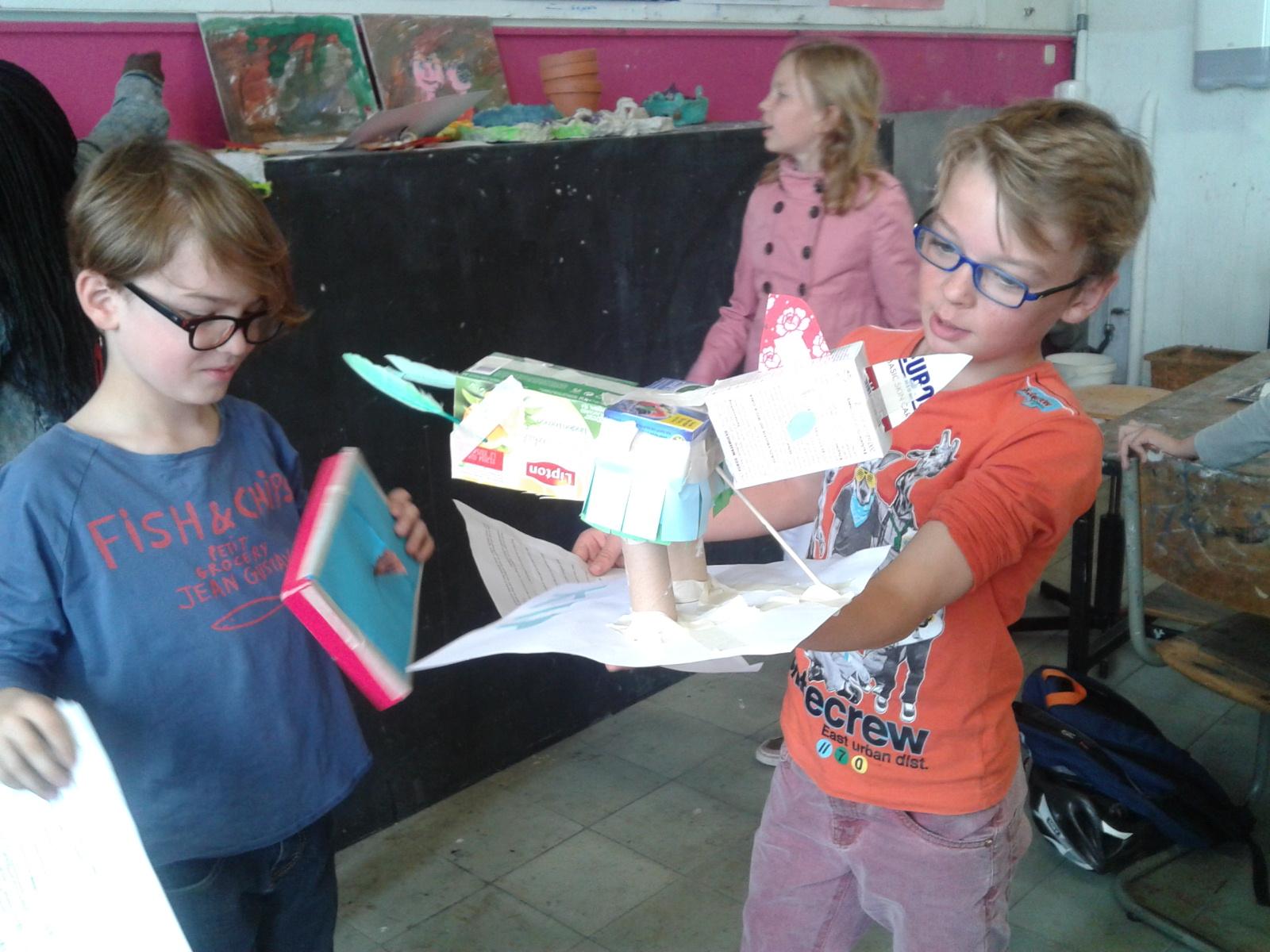 Academie Mechelen Traject drama beeld