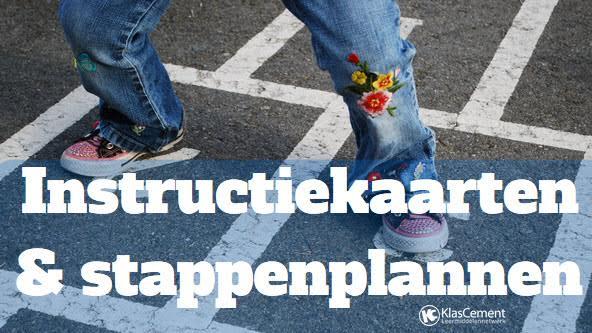 stappenplan instructiekaart hinkelen