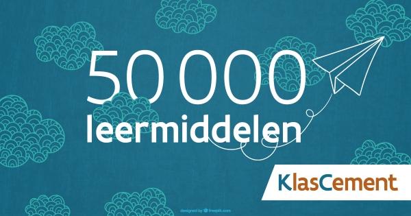 Cijfers 50000
