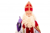Sinterklaas duimt