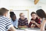 klasgroep praat