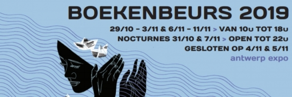 Ticket Boekenbeurs 2019