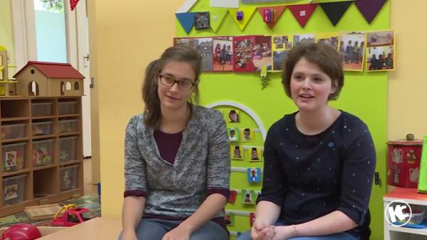 Birgit en Nikki over co-teaching