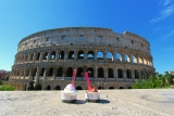 Historisch gebouw Italië