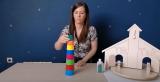 Juf Jessica in haar video