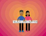 Visual over Black Lives Matter
