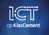 Logo ICT op KlasCement