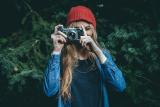 Meisje neemt foto