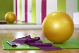 materiaal voor yoga