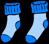 Visual sokken