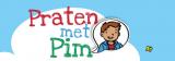 Logo Praten met Pim
