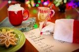 Kerstman noteert