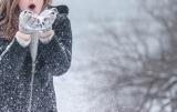 blazen in sneeuw