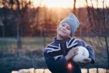 Jongen met bal