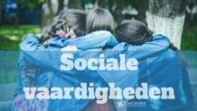 sociale vaardigheden groep kinderen