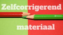 rood potlood groen potlood verbeteren