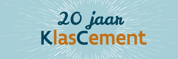 20 jaar delen op KlasCement