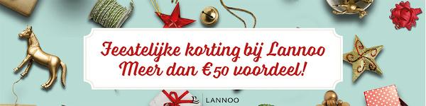 Feestelijke korting bij Lannoo: Meer dan €50 voordeel!