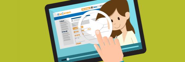 Online bijscholing KlasCement