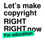 Copyright campagnebeeld