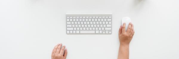 oefenen op de computer
