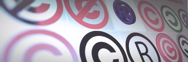 Copyright teken